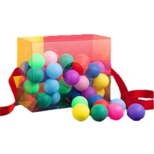 Swing Pong Game Toy Party Family Game School Sports Game Group Building 30balls
