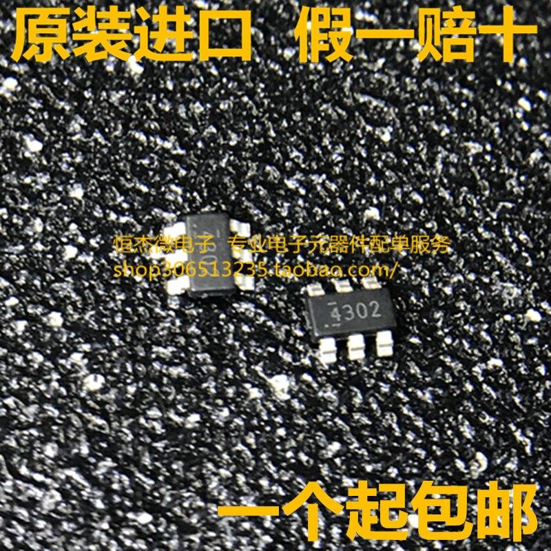 100% nova Original Hot Vendas 5 pçs/lote TPS54302DDCR SOT-23-64302TPS54302DDCT