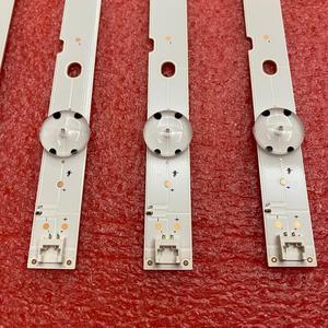 Новинка 8 шт./компл. 510 мм Светодиодная подсветка для TX 49DS500E TX 49DS500B TX 49DSW504S TX 49ES400E LG Innotek 49inch Panasonic REV0.4 Светодиодные ленты      АлиЭкспресс