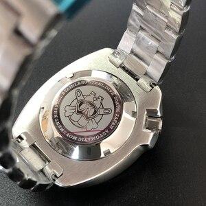 Image 3 - Steeldive Japan NH35 Diver Horloge Mannen C3 Lichtgevende 200M Duikhorloge Mens Mechanische Horloge Automatische Mannen Sbdx001 duiken