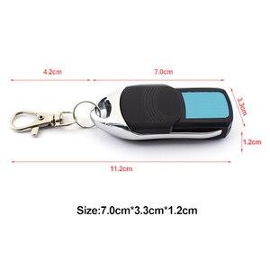 Image 5 - DOORHAN Garage Door Remote Control 433 MHz Rolling Code DOORHAN Transmitter 2/4 Premium RC Black Handheld Transmitter Command