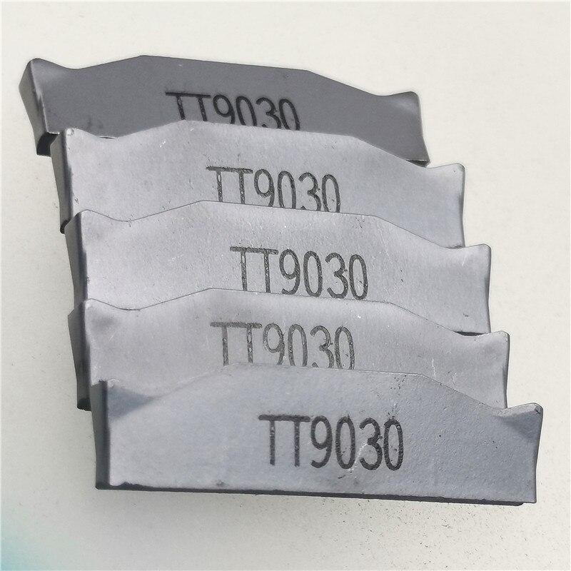 TDC3 TT9030 TT9080CNC Carbide Insert Taegutec Grooving Carbide Inserts CNC Lathe Tool Turning Tool Cnc Tool