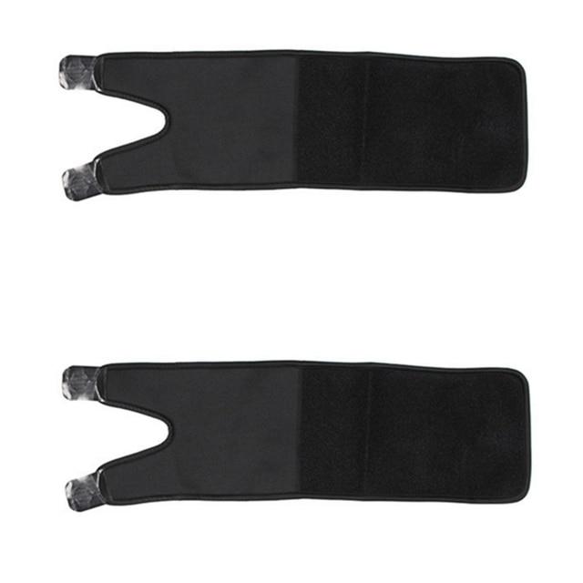 Slim Thigh Trimmer Leg Shapers Slender Slimming Belt Neoprene Sweat Shapewear Toned Muscles Band Thigh Slimmer Wrap L/XL