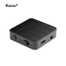 AUX RCA Âm Thanh Bluetooth 5.0 Thu Phát 3.5MM Jack Cắm 3.5 USB Nghe Nhạc Stereo Không Dây Bộ Điều Hợp Dongle Cho TV Ô Tô loa Máy Tính