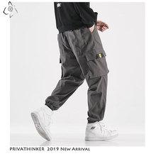 2019 Sciolti Nero Pantaloni