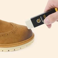 Bloque de goma para zapatos de cuero de gamuza, limpieza de botas, limpieza de zapatos, limpiador de manchas, limpieza de descontaminación, frotamiento Natural #25