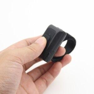 Image 5 - 2019 bezprzewodowy Bluetooth PTT kontroler bez użycia rąk Walkie Talkie przycisk dla Android IOS telefon komórkowy niskie zużycie energii dla Zello pracy