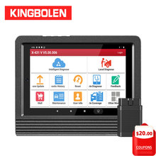 """Launch X431 V 4.0 OBD2/EOBD 8 Inch Diagnostic Tool 2 Years free Update DBScar 30+ Special Reset X 431 Pro Mini 8""""  Auto Scanner"""