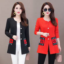 New Autumn Winter Womens Coats And Jackets Female Single But