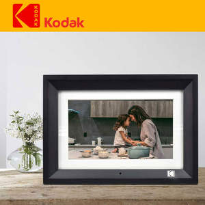 KODAK 7 inch Digital Photo Frame Full HD LCD Digital Picture Frame with Remote Control Alarm Clock Slideshow MP3 Player
