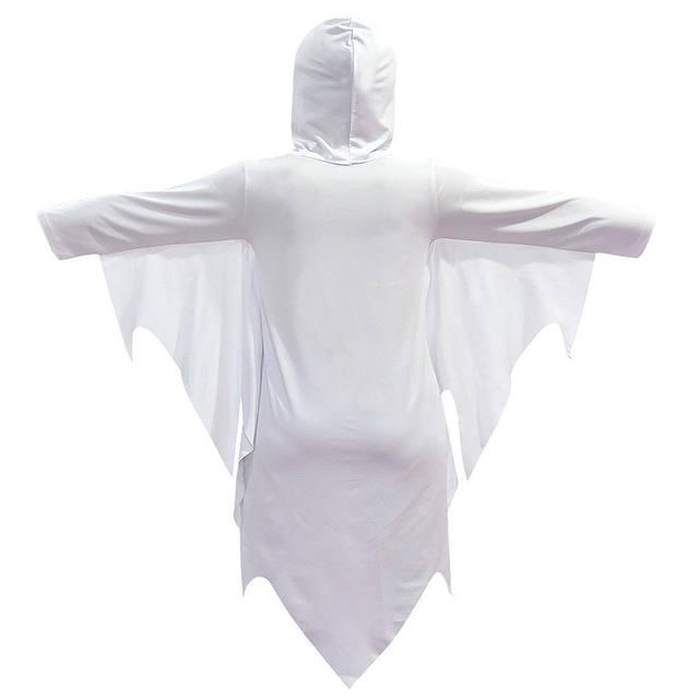 Boys Halloween Carnival Ghost Costume