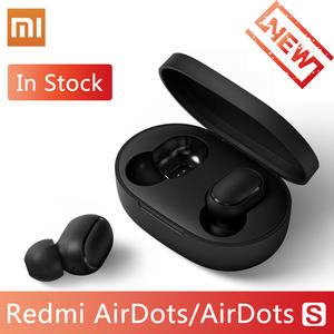 Xiaomi TWS Wireless Earphone Lag Left Airdots-S Bluetooth-5.0 Auto-Link Right In-Stock