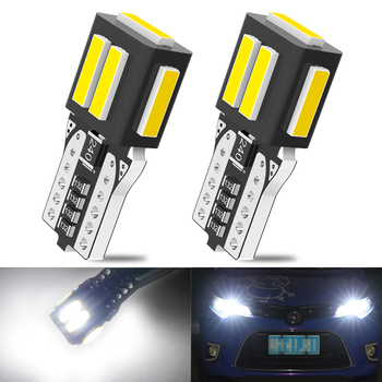 Car Clearance Parking Light T10 W5W LED Canbus Bulb For BMW E60 E90 E91 E92 E36 E30 E39 E46 X5 E53 E70 F10 F30 F20 E87 M3 M5 image