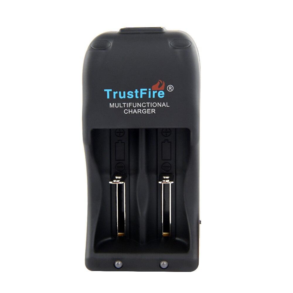 TrustFire TR-006 мульти-Функция литий-ионный Батарея Зарядное устройство для 26650 25500 26700 18650 16340 4,2 V 3,0 V Li Ion Аккумулятор автоматическая остановка Заря...