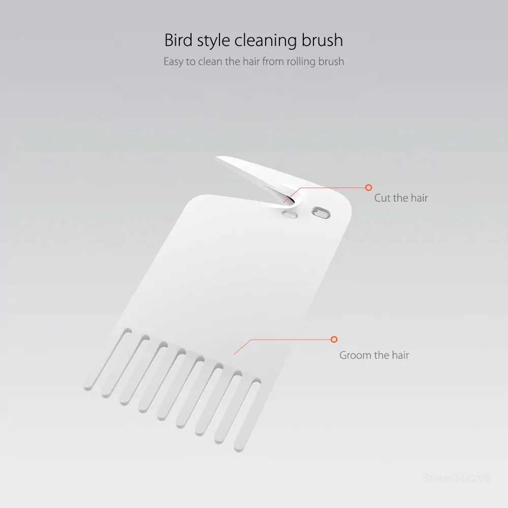 Filtre à brosse principale pour aspirateur robot Xiaomi MI Roborock