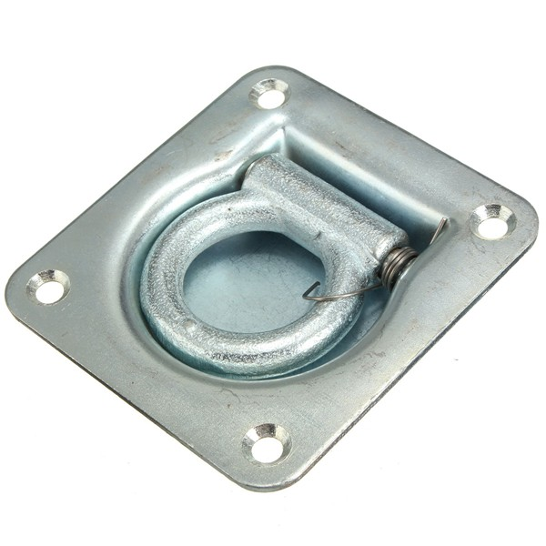 Cargo Lashing Surface Mount Ring Marine Deck Cover Handle Boat Deck Hatch Cabinet Drawer Lifting Handle Ring Flush Mount Boat