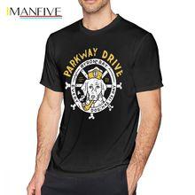 цена Arch Enemy T Shirt Metalcore Butcher T-Shirt Cotton 5XL Tee Shirt Streetwear Graphic Mens Funny Short Sleeve Tshirt онлайн в 2017 году