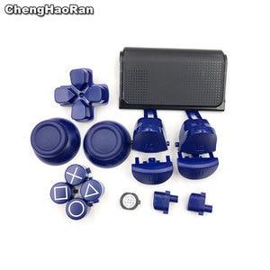 Image 4 - ChengHaoRan カスタマイズ限定版タッチパッドボタントリガー L1 R1 L2 R2 PS4 プロスリムコントローラの修理部品 JDS 040