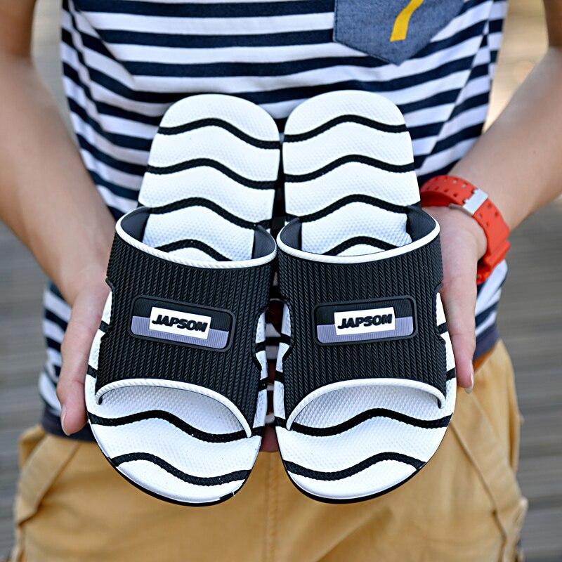 2020 летние тапочки; мужская повседневная обувь; сандалии для отдыха; Мягкие Шлепанцы; Eva; массажные пляжные шлепанцы; водонепроницаемая обувь; мужские сандалии; вьетнамки|Тапочки|   | АлиЭкспресс