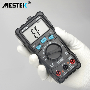 Image 5 - MESTEK DM90A מיני Multimeters הדיגיטלי מודד אוטומטי טווח Tester Multimetre 6000 ספירות עם טמפרטורת בדיקה Multitester