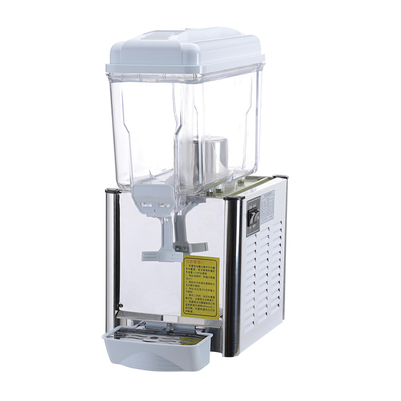 Cold Beverage Machine Commercial Single Tank Automatic Juicer 220v