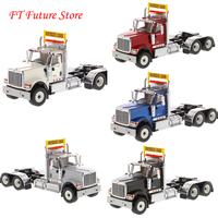 In Stock 1/50 Diecast International HX520 Day Cab Tandem Tractor Cab Only 71001/71002/71003/71004/71005 Model for Fans Gifts