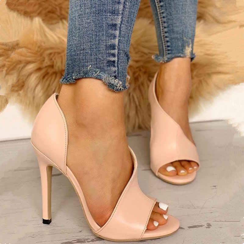 חם נשים משאבות נעליים חדשות סקסי עקבים גבוהים גבירותיי מפלגה פגיון ומגדילים נקבה כסף חתונה נחש הדפסת עקבים Zapatos ui