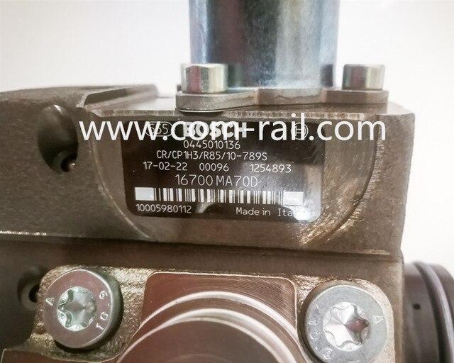 original fuel pump  0445010136 genuine  pump 16700MA70C  ,16600-MA70D   100% new 2