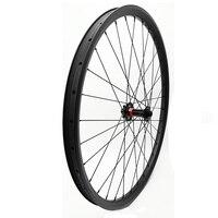 27.5er carbon mtb disc wheel 27.4x23mm tubekess front wheel NOVATEC D791SB 100X9mm pillar 1423 mtb bike wheels700g|Bicycle Wheel|   -