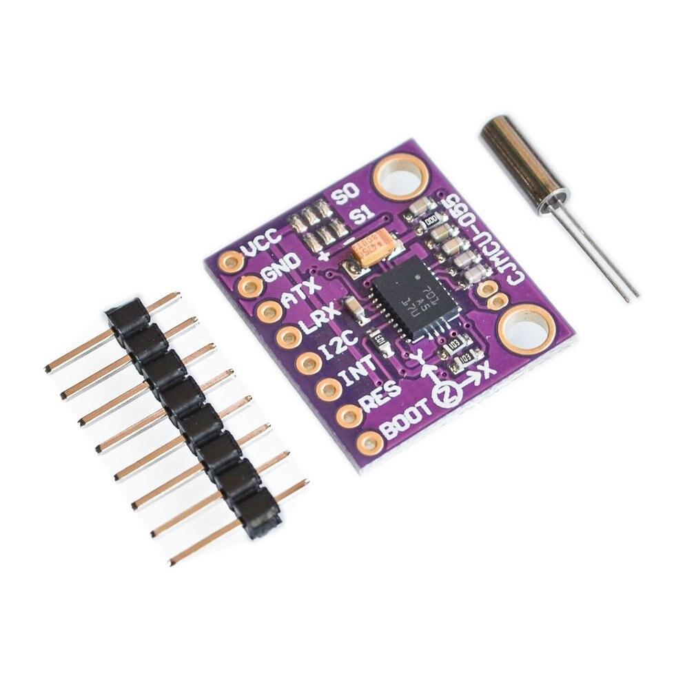 MCU+9DOF BNO055 Intelligent 9Axis Attitude Sensor Module Angle Gyroscope Accelerometer