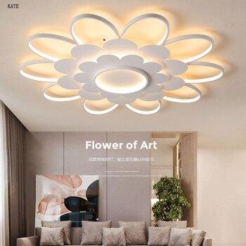petal led ceiling light   home modern ceiling lighting indoor for living room bedroom study dining room