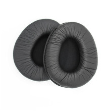 Headphone Ear Pads Replacement For Sony MDR-V600 MDR-V900 Z600 7509 Wrinkled Skin Earpads Repair Parts Memory Foam Earmuff Eh#