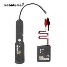 Kebidumei automotivo testador cabo de fio curto aberto localizador ferramenta reparo para em415pro testador carro rastreador diagnosticar tom linha finder
