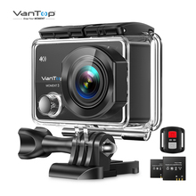Waterproof Camera Video Wifi Vantop Moment Wide-Angle Outdoor Sports Mini 3 4K 170