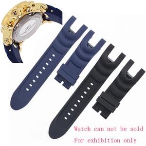 Image 3 - 時計アクセサリー INVICTA ファンタ腕時計 AnatomicSubaqua シリーズフォーク 26 ミリメートルの男性と女性のスポーツソフトシリコーンストラップ