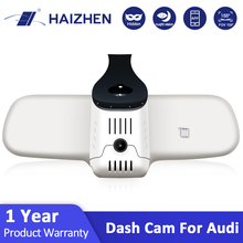 HAIZHEN Dash Cam Original FHD Car DVR Camera WiFi APP Control 6 Lens F1.4 Night Vision Hidden Dashcam for Audi Video Recorder