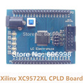 Xilinx XC9572XL макетная плата CPLD обучения доска печатная плата для экспериментов