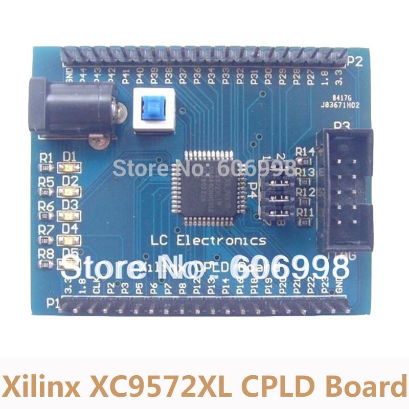 Xilinx XC9572XL CPLD Development Board Learning Board Experimental Plate