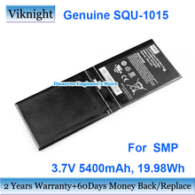 Натуральная SQU-1015 Батарея 916AT023F для SMP Li-Ion Перезаряжаемые Батарея пакеты 5400 мА/ч, 3,7 V