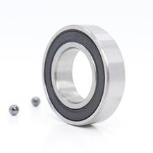 6902 Hybrid Ceramic Bearing 15x28x7 mm ABEC-1 1PC Bicycle Bottom Brackets & Spares 6902RS Si3N4 Ball Bearings full ceramic bearing 6002 15x32x9 mm ball bearings non magnetic insulating ptfe cage abec 3