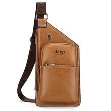 Новая стильная мужская сумка, мужская сумка из натуральной кожи, мужская сумка через плечо, Повседневная модная сумка в Корейском стиле, ретро спортивная сумка