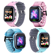Mr 19 NEW Z1 Anti-Lost Children Smartwatch LBS Base Station Tracker Kid Monitor SOS SIM Call For Boys and Girls Smart Watch Kids gps tracker children watch anti lost sos call kids smart watch child watch tracking bracelet smartwatch support sim card new