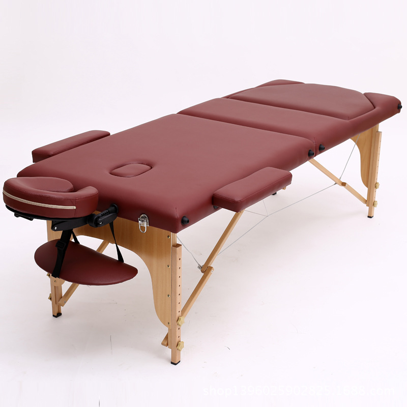 Germany Building Blocks Feet Folding Massage Bed Tattoo Bed Beauty Massage Bed Send Oxford Bag
