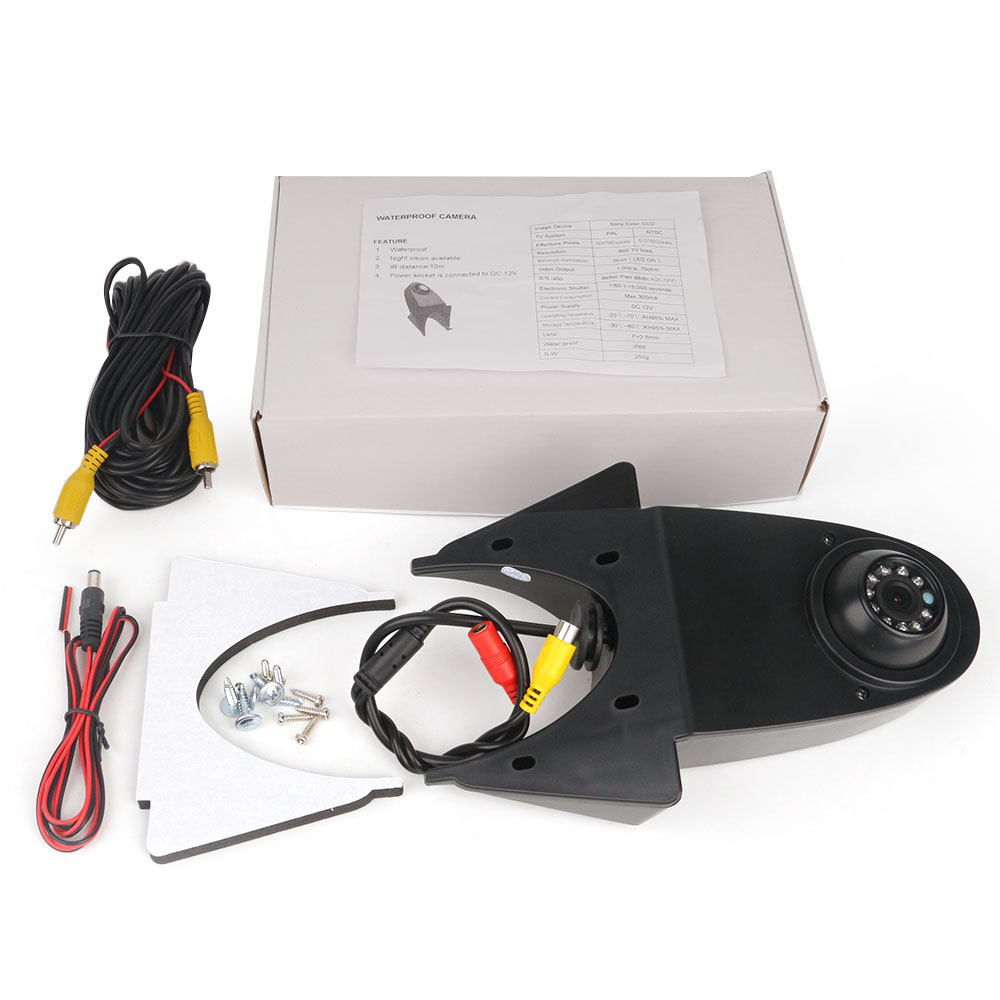 CCD HD Car Back Rear View Parking Vehicle Camera for Benz Mercedes GLK GLC GLE GLA