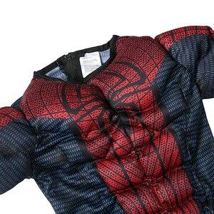 Image 5 - En Rebajas Niño Boy Amazing Spiderman Movie Character Classic Muscle Marvel Superhero Fantasía de Halloween Carnaval Fiesta de Disfraces