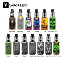 New Original Vaporesso Tarot Nano Kit with 2ml VECO EUC Tank and 80W Tarot Nano MOD 2500mAh Electronic Cigarette Vape Box Kit