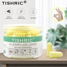 Ear-Protector Earplugs Anti-Noise TISHRIC Sleep 30-Pairs