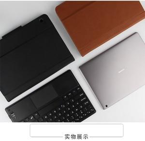 Image 3 - ซองหนัง PU สำหรับ Huawei MediaPad M3 Lite 10 BAH W09 AL00 10.1 นิ้วแท็บเล็ตป้องกัน Coque + ปากกา
