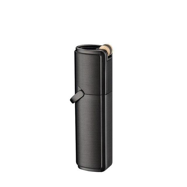 Фото jobon металлический газовый флинт зажигалка jet бутан шлифовальный цена