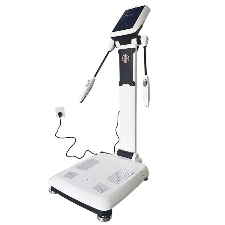 2020 Upgraded Version !!! body fat analyzer/body composition analyzer/body element analyzer Machine CE/DHL